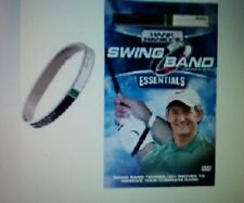 Hank Haney's Essentials:Swing Band golf Instruction DVD w/ training aid