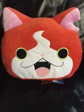 New 14in Jibanyan Plush Pillow Doll - Youkai Yokai Yo-Kai Watch Stuffed Official