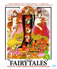 Fairy Tales Blu-ray, Charles Band and Full Moon Features
