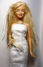 OOAK Barbie Bride Series 1 Doll & Outfit #2