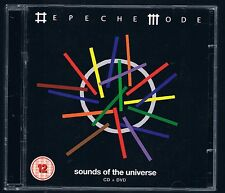 DEPECHE MODE SOUNDS OF THE UNIVERSE  CD + DVD