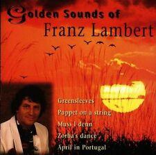 Franz Lambert Golden sounds of (20 tracks) [CD]