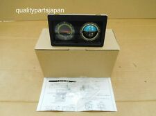 SUZUKI JIMNY GENUINE ALTIMETER INCLINOMETER SAMURAI SIERRA SJ JA BRAND NEW
