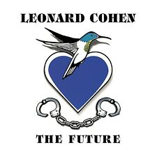 Leonard Cohen - The Future 180g vinyl LP NEW/SEALED