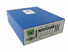 20A Mppt solar charge controller regulator 12v 24v automatic recognition