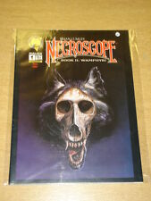 NECROSCOPE BOOK 2 WAMPHYRI #1 VF MALIBU US MAGAZINE