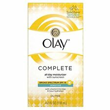 Olay Complete All Day Moisturizer With Sunscreen Broad Spectrum SPF 15 - Sens...
