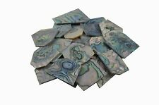1oz Inlay material green abalone shell blanks grade A thickness 0.050""