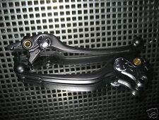 Paar LENKERHEBEL BREMSHEBEL KUPPLUNGSHEBEL schwarz Suzuki GSX1400 NEU&OVP