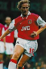 Football Photo RAY PARLOUR Arsenal 1996-97