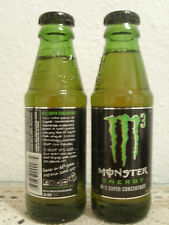 1 FULL Energy Drink bottle Usa 148ml = Monster M3 Konzentrat =RARITÄT