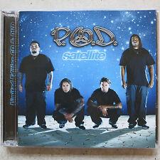 P.O.D. – Satellite  CD + Bonustracks  + DVD  like new