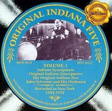 Original Indiana Fiv-19231925 CD NEW