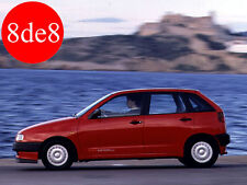 Seat Ibiza/Cordoba (1997) - Manual de taller en CD