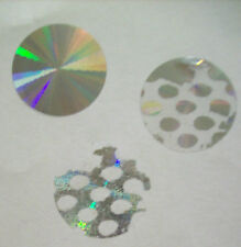 100 SR-c Hologram Product Security Adhesive Sticker Labels Seals Tamper Evident