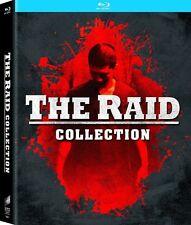 Raid 2 / Raid: Redemption (2017, REGION A Blu-ray New)
