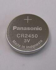 Cr2450 pila a bottone 3v BATTERIA 620mah, PANASONIC BULK