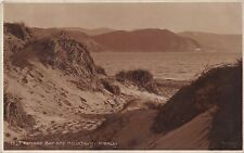 NORTH WALES UK CONWAY BAY AND MOUNTAINS~JUDGES REAL PHOTO POSTCARD