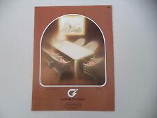 advertising Pubblicità 1979 GASPARUCCI ITALO - SANT'IPPOLITO (PESARO)