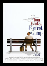 Forrest Gump * CineMasterpieces Double Sided Nm-M Original Movie Poster 1994