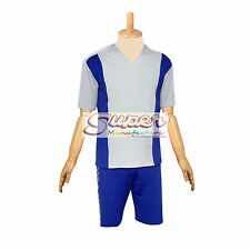 Digimon Adventure Taichi Yagami Tai Kamiya Sport Uniform Cloth Cosplay Costume