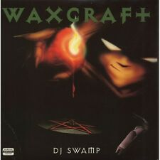 DJ Swamp Waxcraft 2xLP Vinyl Battle Record New Sealed! DJ Tool