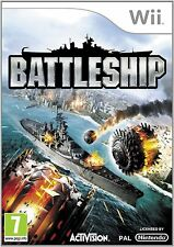 Nintendo Wii Game Battleship - the video game NEW