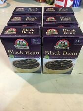 Dr. McDougalls Right Foods Black Bean Soup  18.3-Ounce Boxes Pack of 6