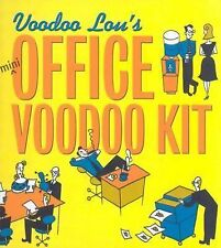 Office Voodoo Kit by Lou Harry (2004, Kit, Mini Edition) NEW SEAL (H2)