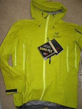 Arc'teryx Theta SVX Gore-Tex Pro Jacket  (For Men) Size:M.Color:Green.NWT.