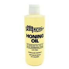 Hall's Pro Edge Whetstone / Knife Sharpening Stone Honing Oil - 4oz