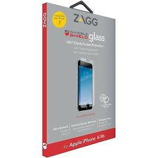 "ZAGG InvisibleShield Glass Screen Protector for iPhone 7 4.7"" HD Clarity JE"