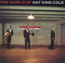 The World of Nat King Cole by Nat King Cole (CD Capitol)   SEALED PROMO
