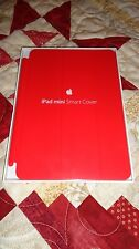 Brand New Genuine Apple iPad Mini Smart Cover Red MD828LL/A Original Authentic