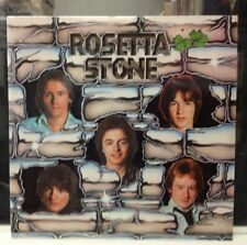 SEALED LP~ROSETTA STONE~(Ex BAY CITY ROLLERS)~Self Titled~aka ROCK PICTURES~1978