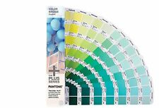 PANTONE PLUS SERIES COLOR BRIDGE 1,845 COLORS ON COATED STOCK GG6103N NEW 2016