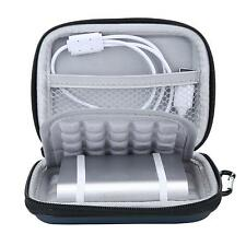 EVA Shockproof Carrying Travel Case for 2.5-Inch Portable External Hard Drive