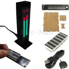 AS30 Binaural 30 Segment LED Musique Spectre VU Meter Mètre Indicateur Niveau