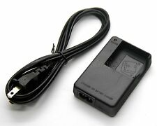 Battery Charger for Creative Lab Vado mini camcorder Brand New