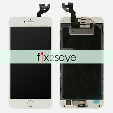 White LCD Display Touch Screen Digitizer Assembly Replacement For iPhone 6S Plus