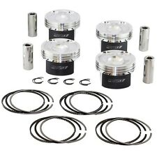 MANLEY FORGED PISTONS FOR FORD ECOBOOST 2.0 87.5mm 9.3:1 FOCUS ST