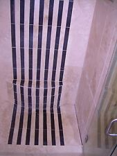 Linear Shower Drain Linear Shower Drains - 6 ft avail.w/Schluter Kerdi Membrane