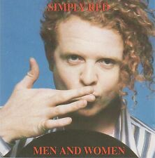 SIMPLY RED - Men and women - CD album