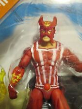 Marvel Universe SUNFIRE - MIP ! legends marvel knights X-Men !
