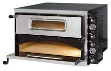 New Italian Double Deck Electric Pizza Oven Single Phase Commercial