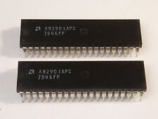 Two Chips! Guaranteed Working AM2901 4-Bit Slice Processors 2901 Xlnt! US SELLER