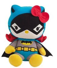 Hello kitty dc comics batman plush doll soft toy 27cm