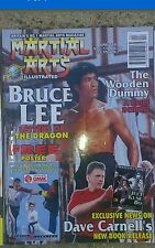 bruce lee.mai enter the dragon cover. new