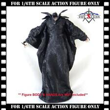 Hot Toys 1/6 Disney Maleficent Sleeping Beauty Angelina Jolie GOWN DRESS _COLLAR