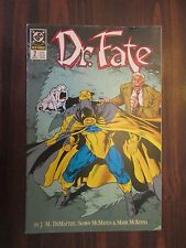 Doctor Fate #2 (Holiday 1988, DC)